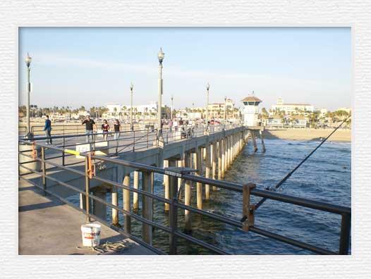 Windward creative affordable graphic design huntington for Huntington beach pier fishing